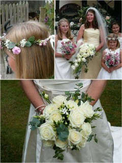 Pomp and Petals : Luxurious bespoke bridal bouquets and floral arrangements in Hampshire