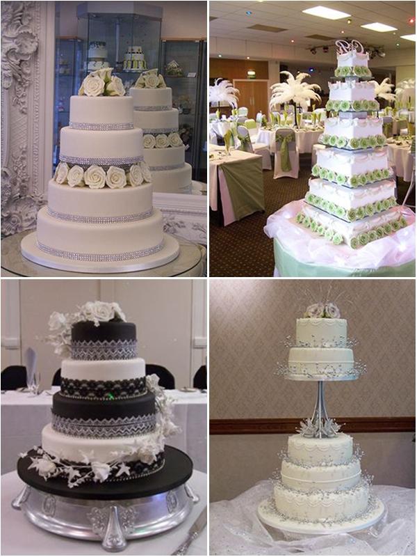 Astounding Wedding Cakes From Multi Award Winning Trellis Confectionery