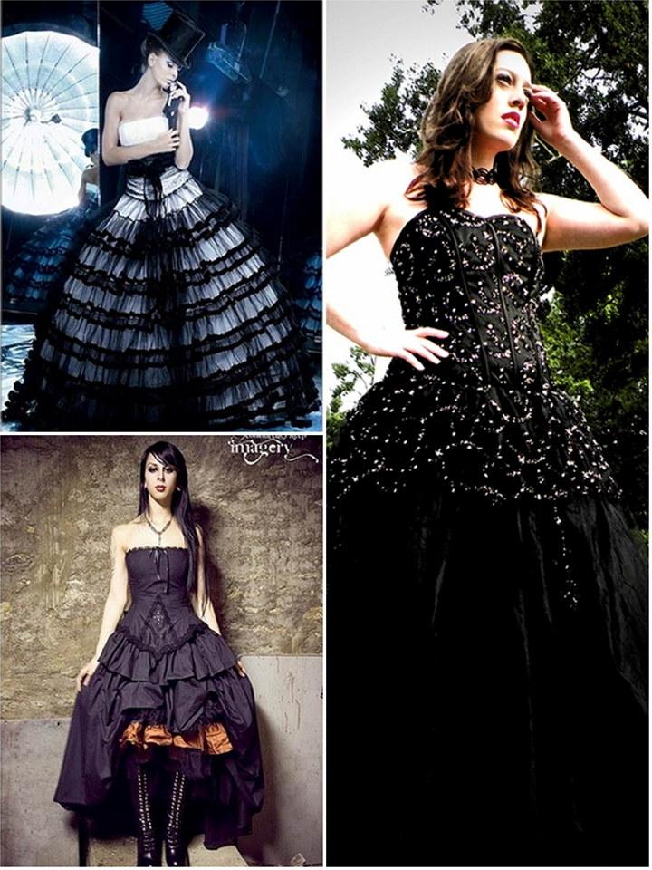 Wedding Dress Secret Style Guide Gothic Dresses