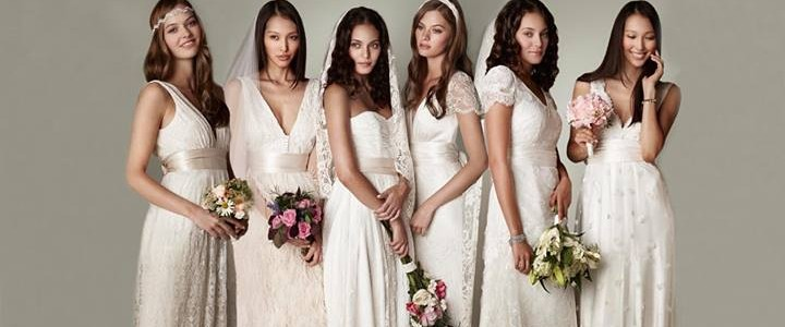 Wedding Dress Trends 2014