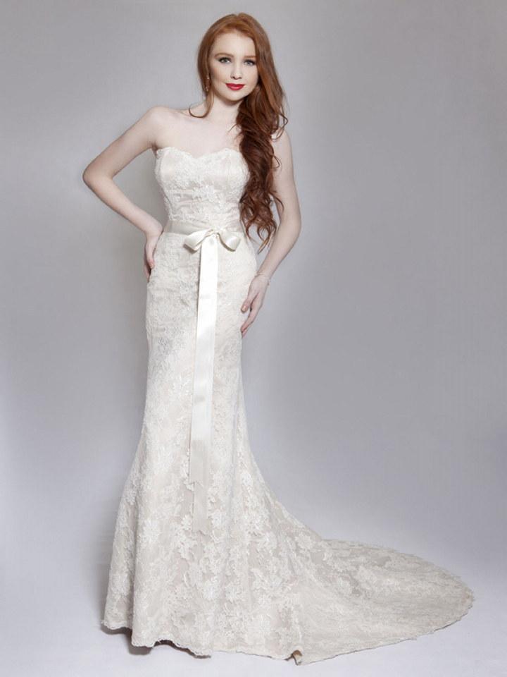 Featured Wedding Dress Designer : Wendy Makin | The Wedding Secret ...