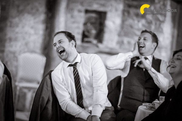 Best Man speech image from Yellow Door Photography