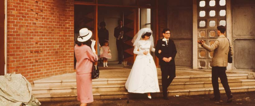 History of Wedding Photography