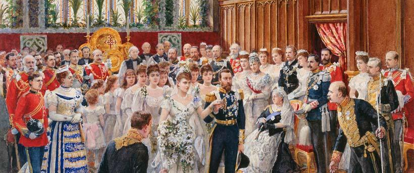 Iconic Wedding Dresses: Mary of Teck