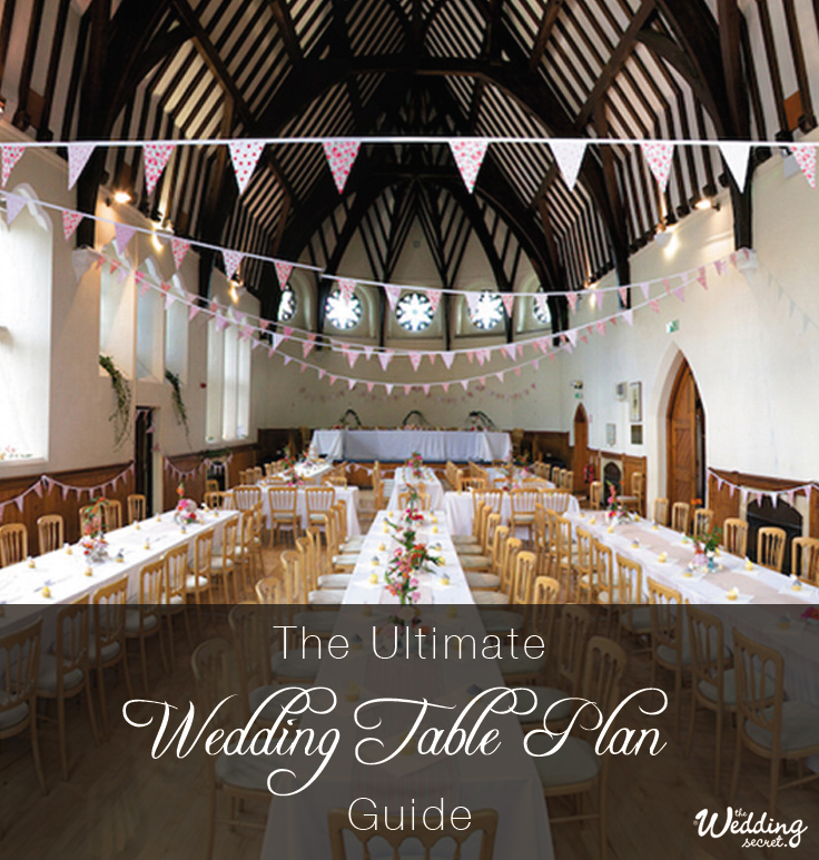 Wedding Top Table Plan