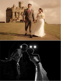 Fantastic, Crisp, Witty Wedding Photography from Alan Law