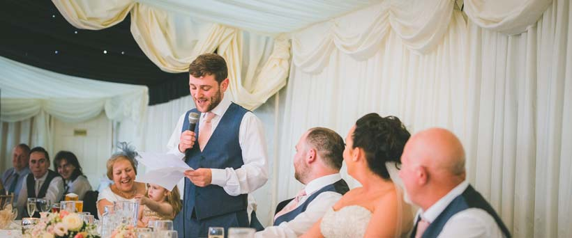 Best Man Speech: we ask the experts how to write the perfect