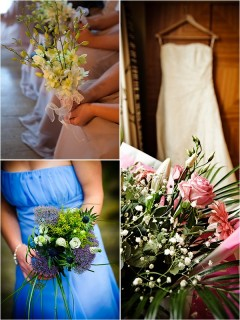 Inspired by The Chelsea Flower Show, Part Two : Seasonal Wedding Flowers