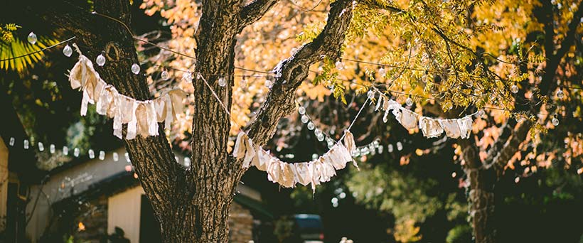 Tips For Your Festival Wedding