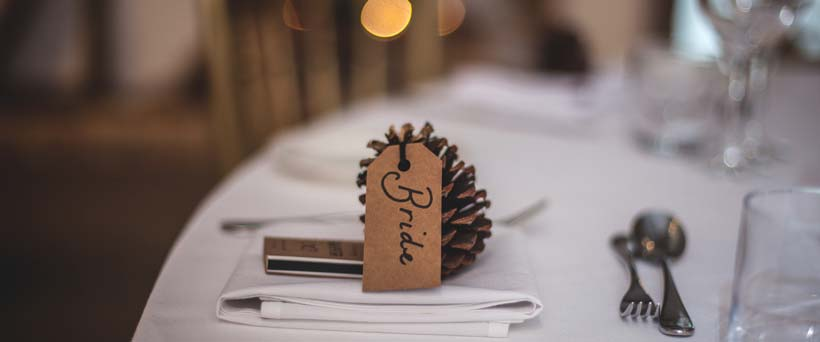 Provide Your Caterers With A Seating Plan
