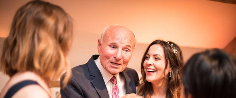 How to Give a Perfect Father of the Bride Speech