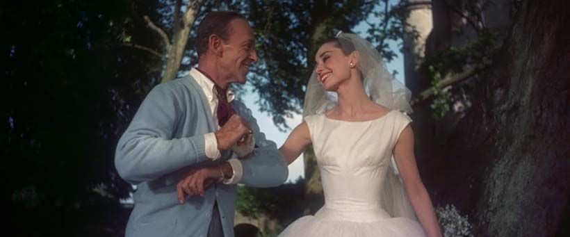 Iconic Wedding Dresses in Film: Funny Face