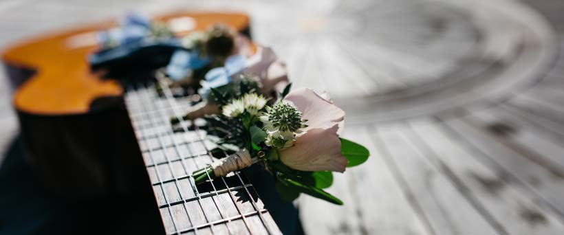 Wedding Music Planning: How long will a live band play for?
