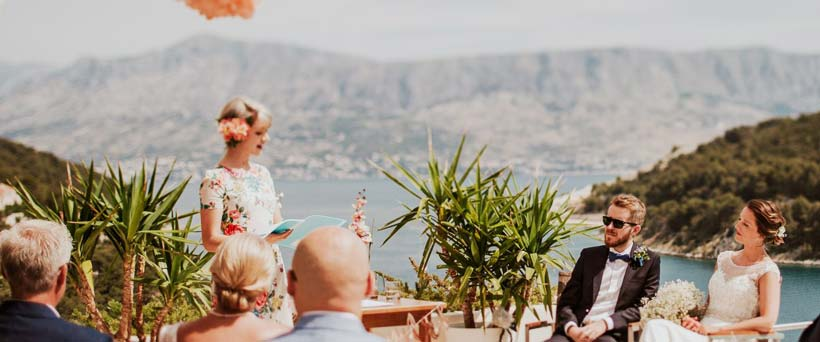 Humanist and Alternative Weddings: marrying in the Great British Outdoors