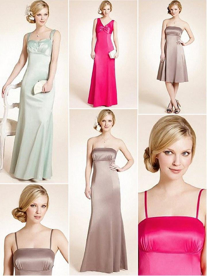 Not just bridesmaids\' dresses : M&S Bridesmaids 2012 | The Wedding ...