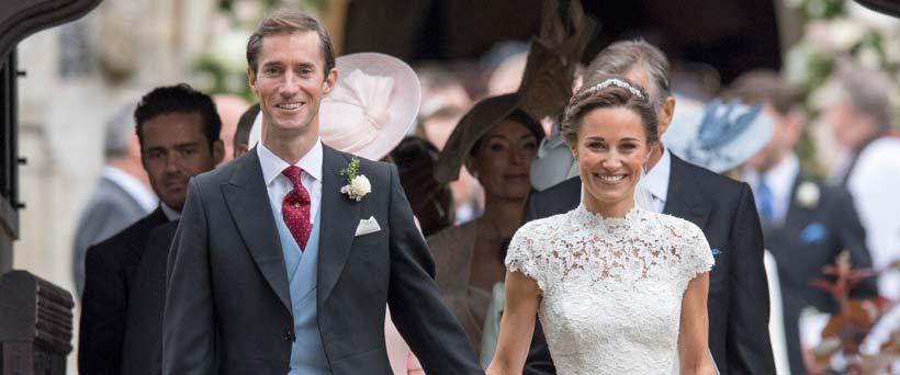 Pippa Middleton Wedding: 5 Ways Pippa's Wedding Signals a Return to Tradition