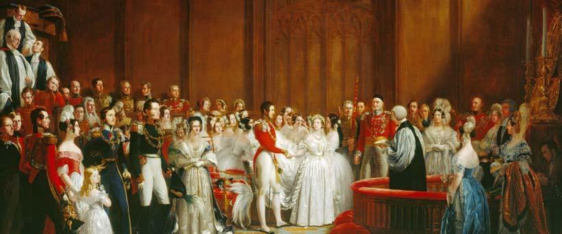 Iconic Wedding Dresses: Queen Victoria