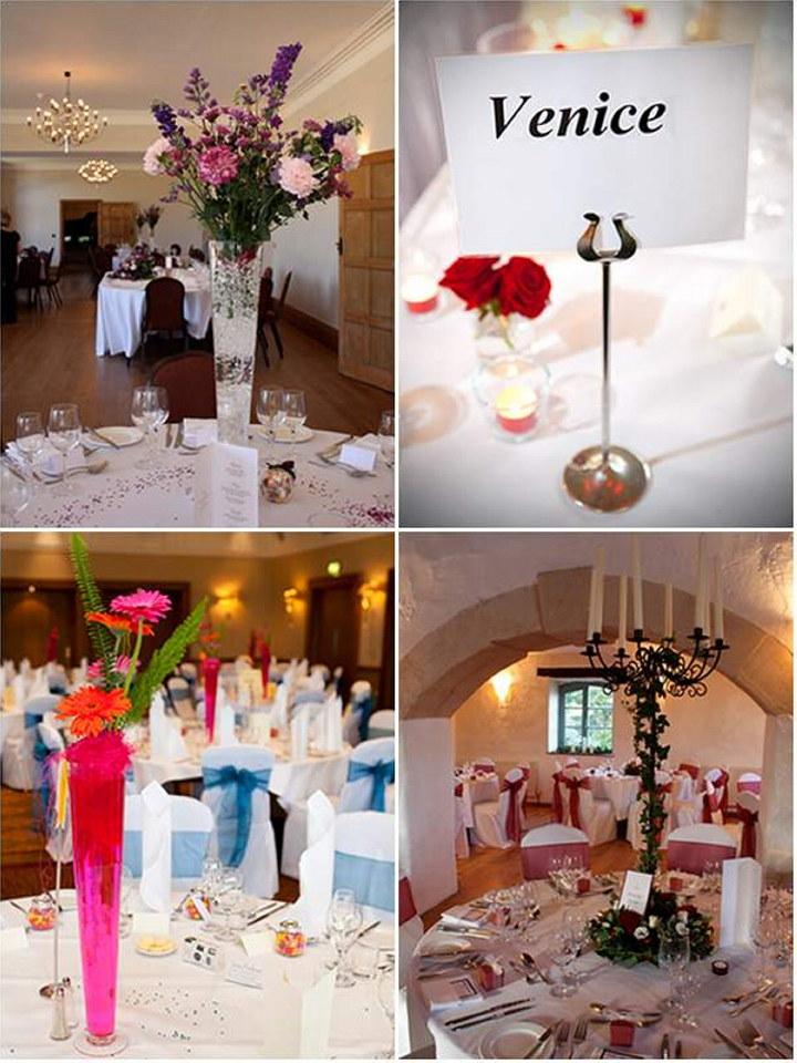DIY Table-Number Holders : DIY Wedding Advice | The ...