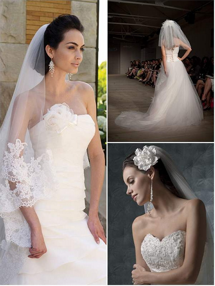 Wedding Dress Secret Style Guide : Wedding Veils | The Wedding ...