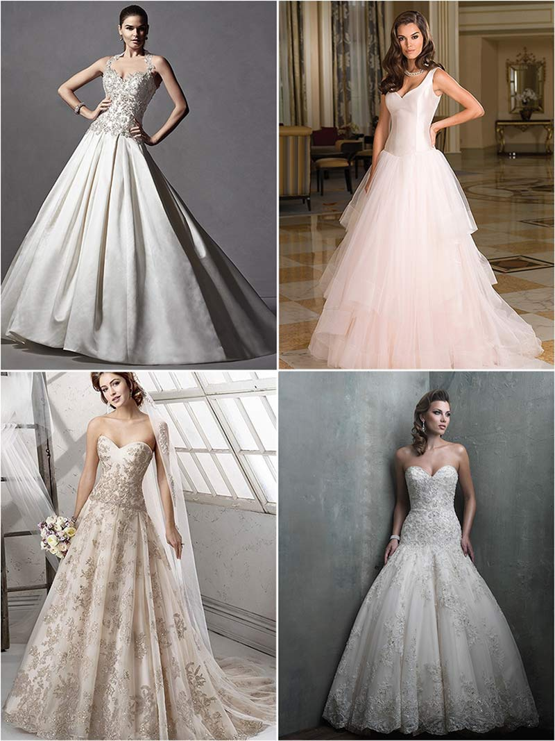 Wedding Dress Styles The Wedding Secrets ULTIMATE Guide The