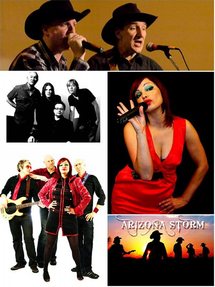 From American Country Tribute Acts Ceilidh And Irish Bands To Swing Jazz