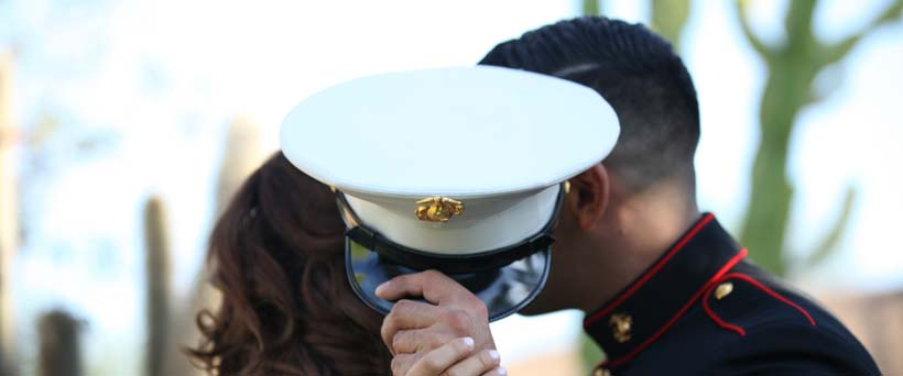 World War II-Themed Wedding